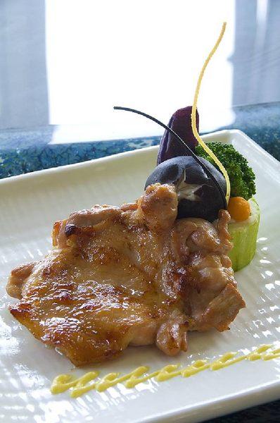 慈夢柔渡假會館-頂級法式套餐雙人券