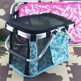 狗狗外出拎包車拎籃寵物折疊包便攜式狗籃子 BF1108【旅行者】