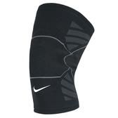 NIKE 4D 護膝套 KNIT ANKLE SLEEVE 膝蓋護套 護具 訓練 黑 男女 (布魯克林) NMS76031