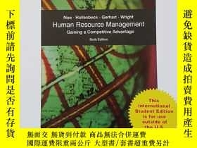 二手書博民逛書店Human罕見Resource Management: Gain