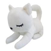 I love pooh ,維尼貓絨毛玩偶(20cm)_White~