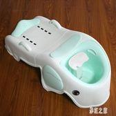 加大號兒童洗頭躺椅小孩寶寶洗頭床可折疊嬰兒洗頭髪浴盆LB5581【彩虹之家】