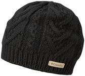 【Columbia】中性保暖快排毛帽黑色