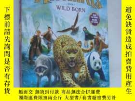 二手書博民逛書店SPIRIT罕見ANIMALS BOOK1:WILD BORN