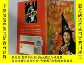 二手書博民逛書店Jill罕見Murphy a bad spell for the worst witch:吉爾·墨菲對最壞的女巫來