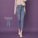 限量現貨◆PUFII-牛仔褲 三釦彈性牛仔貼腿褲-0224 現+預 春【CP17904】