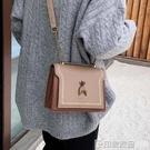 包包年輕時尚女包春款新款2019網紅單肩包小包女斜挎錬條包小方包 印象家品