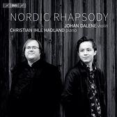 【停看聽音響唱片】【SACD】北歐狂想曲 約翰.道納 小提琴 伊雷哈德蘭 鋼琴