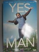 【書寶二手書T4/原文小說_CT8】Yes Man_原價560_DANNY WALLACE