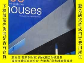 二手書博民逛書店100罕見of the world s best houses