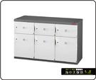 {{ 海中天休閒傢俱廣場 }}B-99 樹德傢俱 SC風格置物櫃系列 SCM3-3M3S 風格置物櫃 (6抽)