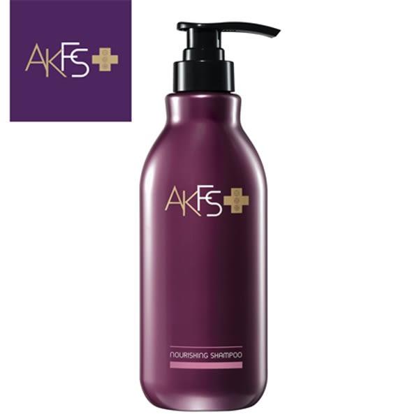 AKFS PLUS 滋養柔順洗髮露(400ml)【小三美日】郭富城專屬品牌