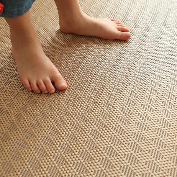 日式涼席地毯客廳臥室