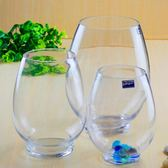 趣植園藝 圓形透明玻璃金魚缸 水培玻璃花瓶花盆 定植籃 igo 茱莉亞嚴選
