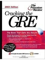 二手書博民逛書店《Cracking the GRE with Sample Tests on CD-ROM, 2003 Edition》 R2Y ISBN:0375762485