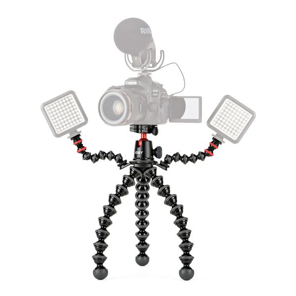 ◎相機專家◎ JOBY GorillaPod 金剛爪手機直播攝影組 JB41 章魚腳架 手機三腳架 公司貨
