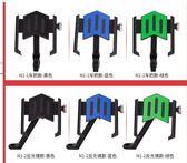 鋁合金摩托車手機導航支架電動車電瓶車用手機架外賣騎行裝備通用