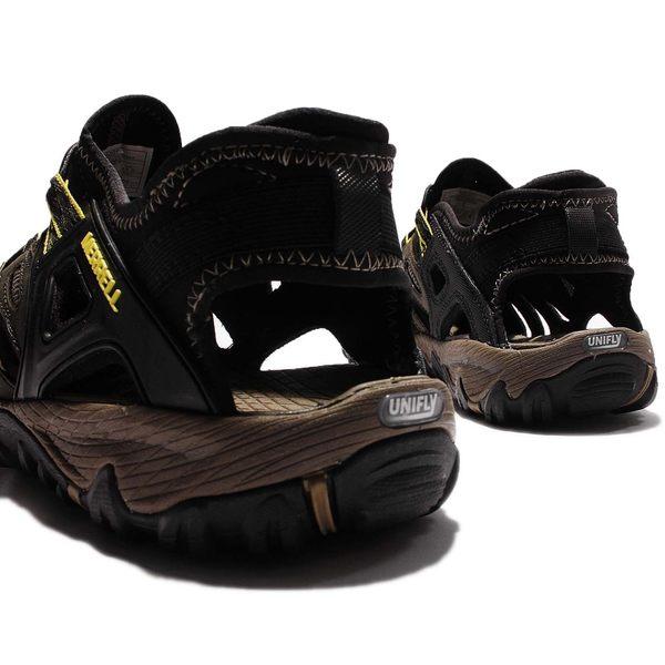 【MERRELL促銷8折】MERRELL ALL OUT BLAZE SIEVE男 水陸兩棲涼鞋-ML37691