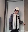 棒球服女春秋2020新款寬鬆學生bf夾克港風情侶裝工裝短外套上衣 俏girl