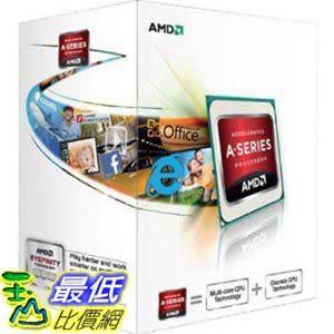 [103美國直購 ShopUSA] 處理器 AMD A4-5300 APU 3.4Ghz Processor AD5300OKHJBOX $2149