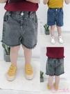 寶寶牛仔短褲夏季薄款外穿童裝男童韓版熱褲兒童休閒褲子潮