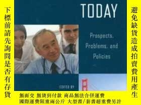 二手書博民逛書店Skilled罕見Immigration Today: Prospects Problems And Polici