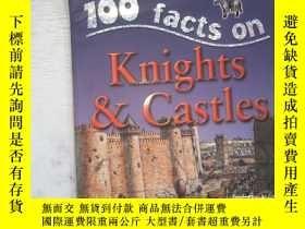 二手書博民逛書店100罕見facts on Knights CastlesY198833