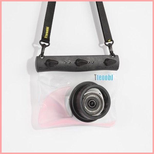 Tteoobl/特比樂GQ-508M/20米通用高清微單相機防水袋潛水遊泳  萌果殼