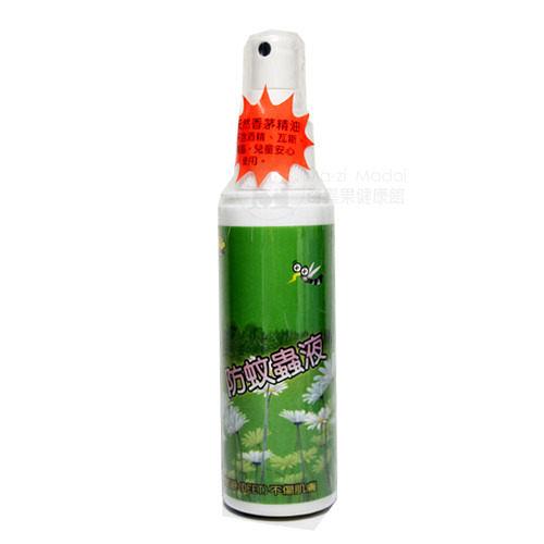 河馬防蚊蟲液噴霧-(100ML)