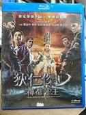 挖寶二手片-0253-正版藍光BD【狄仁傑之神都龍王】華語電影(直購價)