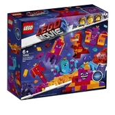 【LEGO樂高】樂高玩電影2 娃娜比女王建造的隨意盒子 #70825