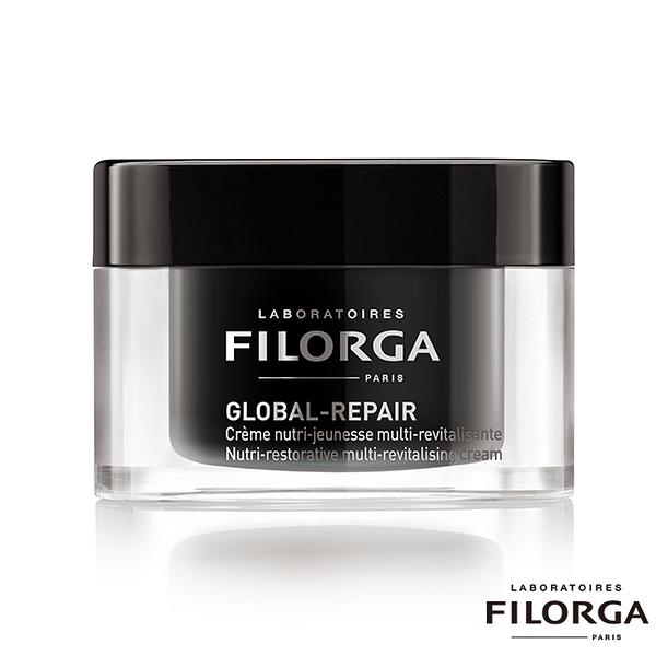 FILORGA 菲洛嘉 肌因抗老精華霜 GLOBAL-REPAIR 50ml (官方總代理)
