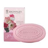 英國Bronnley玫瑰雕花皂 (B164237)