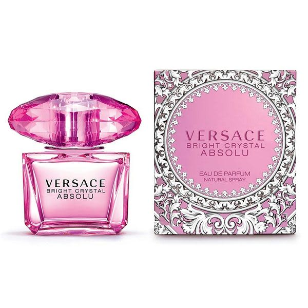 Versace Bright Crystal Absolu 絕對‧香戀水晶淡香精 50ml