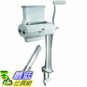 [106美國直購] Weston 07-4101-W-A 嫩肉器 Manual Cuber/Tenderizer, Single Support 鬆肉 斷筋 肉類處理