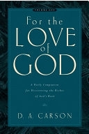 二手書《For the Love of God: A Daily Companion for Discovering the Riches of God s Word》 R2Y ISBN:9781581348156