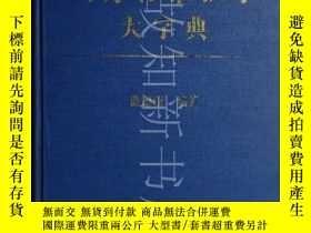 二手書博民逛書店國際標準汊字大字典罕見( )Y21218 藍德康 電子工業出版社
