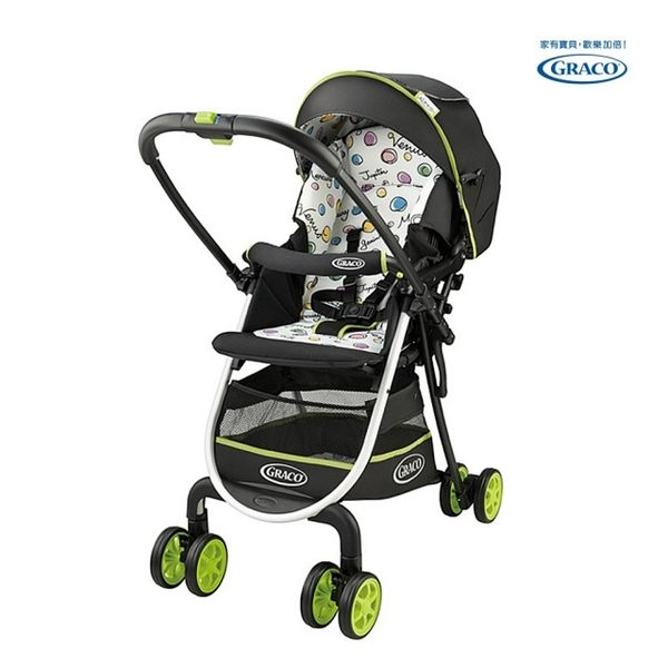 Graco 超輕量型雙向嬰幼兒手推車(Citi Lite R 水果軟糖)