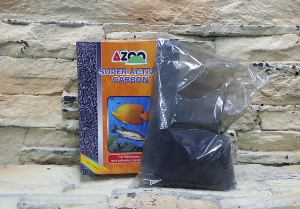 【西高地水族坊】AZOO 超級活性碳(250g)