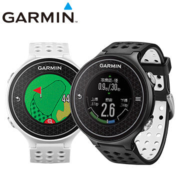 GARMIN Approach S6 極輕薄高爾夫GPS腕錶 揮桿指標分析.果嶺指向輔助