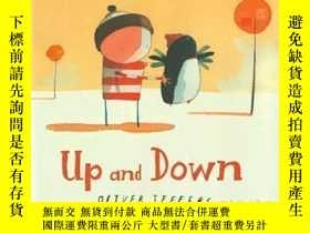 二手書博民逛書店Up罕見And DownY364682 Oliver Jeffers Philomel 出版2010