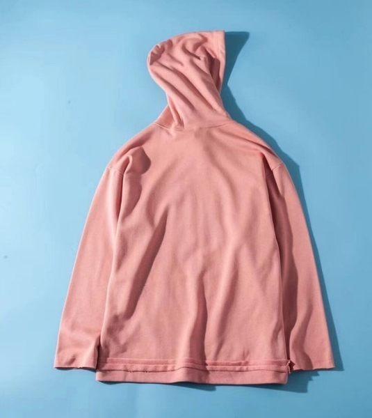 現貨 adidas 愛迪達 三葉草 純棉 連帽 帽T 長袖上衣 乾燥玫瑰粉BR9304/澤米(全館任二件商品免運費)