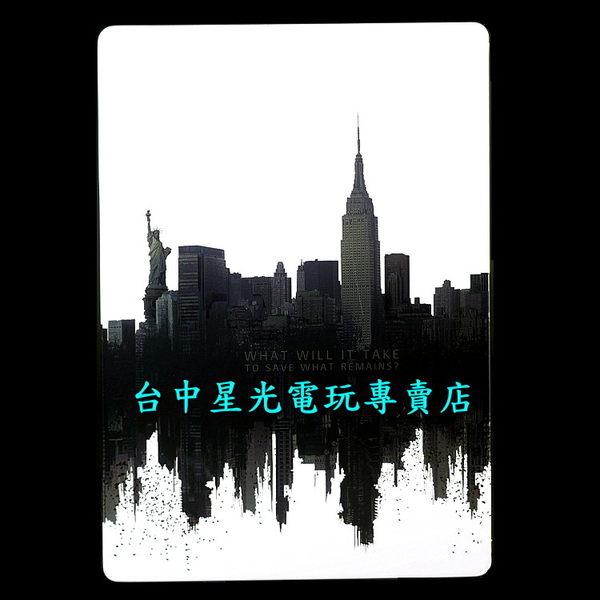 【特典商品 可刷卡】☆ 湯姆克蘭西 全境封鎖 奪回紐約 Steelbook 鐵盒 ☆全新品【台中星光電玩】