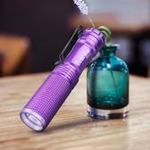 手電筒  熒光劑檢測筆 銀光紫外線驗鈔手電筒 可充電面膜嬰兒測 紫光燈專用 igo 玩趣3C