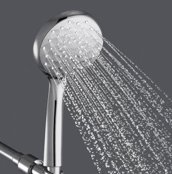 【麗室衛浴】美國 KOHLER Awaken® 多功能手持蓮蓬-流線型 (鉻) K-R72421T-CP