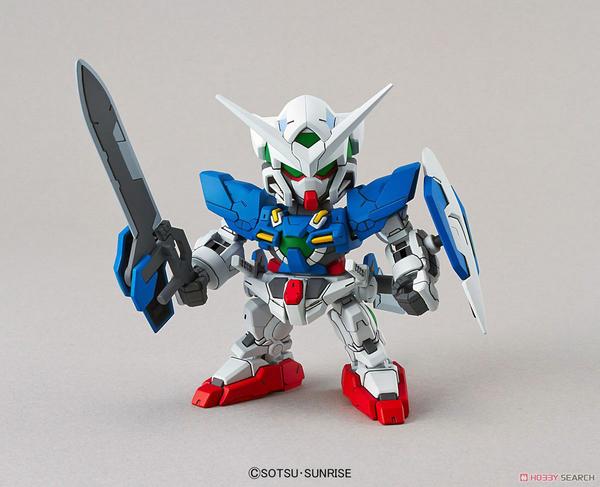 鋼彈模型 SD EX-STANDARD 003 能天使EXIA 機動戰士00 BB戰士 TOYeGO 玩具e哥