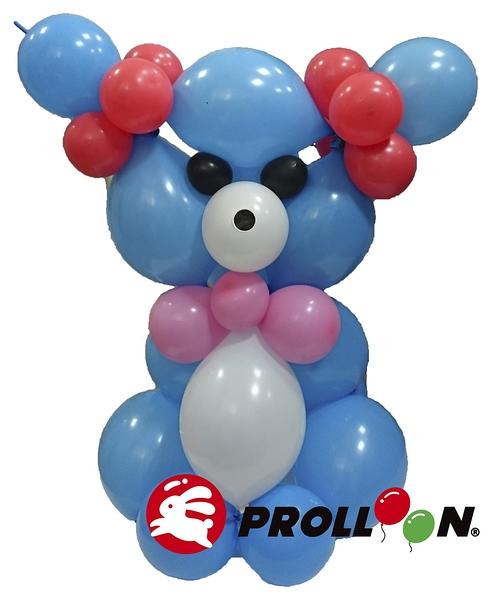 【大倫氣球】大熊-氣球DIY材料包 Bear (L) balloon DIY 氣球佈置 開幕 派對 party 乳膠氣球