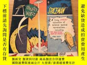 二手書博民逛書店美國漫畫罕見outer spaceY280011 Dc a charlton publication 出版1