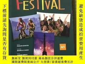 全新書博民逛書店MethoddeFrancais, Festival 1Y304