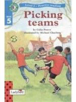 二手書博民逛書店《Picking Teams - Read with Ladyb